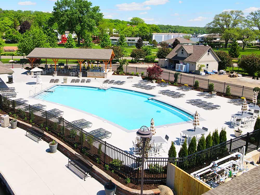 Abbey Marina Pool